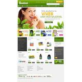 Site Para Revenda De Herbalife - Magento
