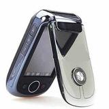 Celular Vaic A1900 Flip 2 Chips, Radio Tv Camera Touch Luxo