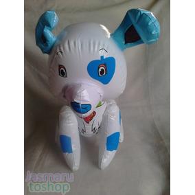 Globos 4 Figuras Inflable D Perro Mascota De Rosita Fresita