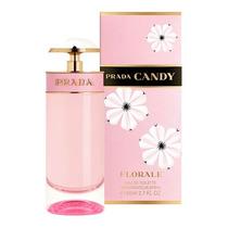 Prada Candy Florale Edt 80ml - Perfume Feminino