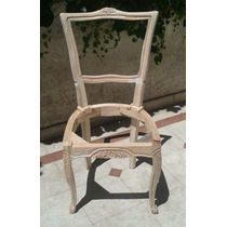 Esqueletos sillas otros en mercado libre argentina - Sillas estilo provenzal ...