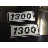 Fiat 147 Sorpasso Insignia 1300
