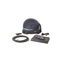 Sistema Portátil De La Tv Vía Satélite Tailgater - - Rey Neg