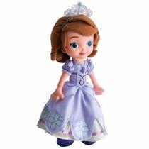 Boneca Princesinha Sofia Multibrink
