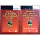 Manual De Control De La Calidad Del Aire - E. R. Alley