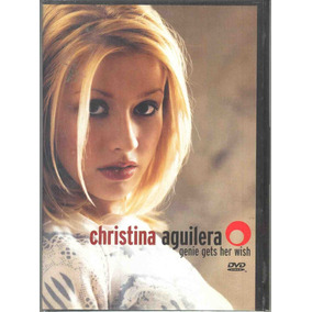 Christina Aguilera - Genie Gets Her Wish (dvd)
