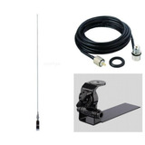 Antena Px B-2080 + Suporte/camionete+ Cabo Kit Completo/