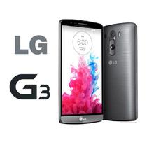 Lg G3 32gb - 4g 13mpx 3gb Ram Android 6 + Envio Gratis !!