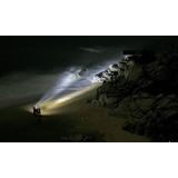 Lanterna Led Cree T6 10000w 28000lumens Bateria Recarregável