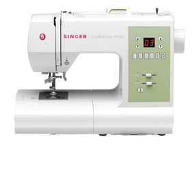 Maquina Singer 7467s Confidence Stylist Sewing