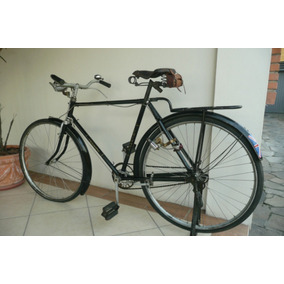 Bicileta Triumph Inglesa Década 40 Para Restauro
