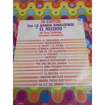 El Recodo Lp Lo Mejor De La Banda Sinaloense 1988