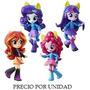 My Little Pony Mini Equestria Girls 4 Modelos A Elección