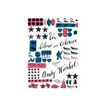 Un Libro Para Colorear. Dibujos De Andy Warhol; Envío Gratis
