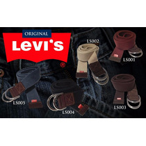 Correas De Cuero Original Levis