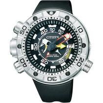 Relógio Citizen Aqualand Eco-drive Bn2021-03e Lançamento