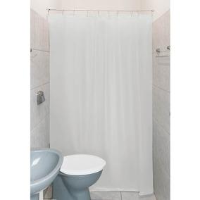 Cortina Para Banheiro Box Clean 1,4m - Tecido Pvc
