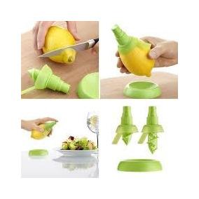 Spray Rociador Exprimidor Pulverizador Citricos Lima-limon