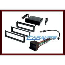 Vw Instalacion Auto Stereo Kit Adaptador Antena Arnes