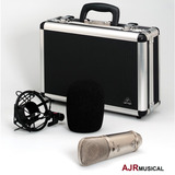 B1 Microfone Condensador Profissional Behringer Estúdio B-1