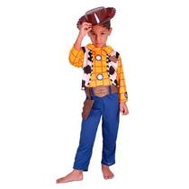 Disfraz Toy Story Woody Talle 2 Juguetería El Pehuén