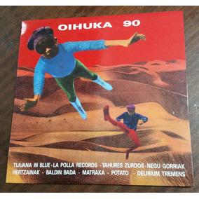 Compilado Oihuka 90 Lp Vinilo La Polla Records Negu Gorriak