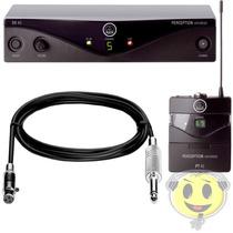 Transmissor Instrumento Akg Perception Pw Iset 45 - Kadu Som