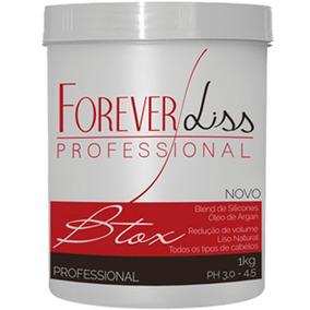 Forever Liss Botxx Capilar Argan Oil 1kg # O Melhor