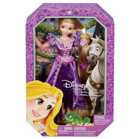Boneca Rapunzel Princesas Clássicas Disney - Mattel