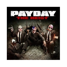 Payday The Heist Playstation 3 Ps3 Pay Day Digital Psn