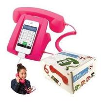 Rosa Talk Muelle De Teléfonos Móviles Del Dispositivo Y Base