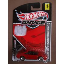 Hot Wheels Garage Ferrari 308 Gts Quattovalvole - Lacrado