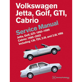 Diagrama Electrico Manual De Taller Jetta Golf A3 93 A 2002