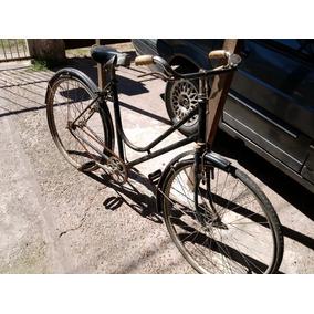 Bicicleta Antiga Bianchi Feminina Aro 26