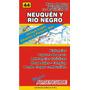 Mapa De Río Negro Y Neuquen
