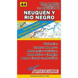 Mapa De Rutas Y Caminos De Río Negro Y Neuquen