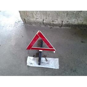 Triangulo De Sinalizaçao Automotiva