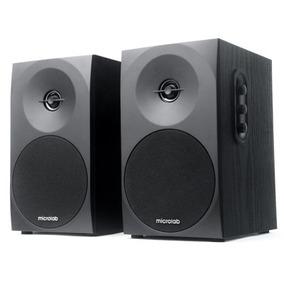 Monitor De Audio Ativo Microlab B70 20w Rms 2.0