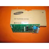 Placa Expansora Para Central Samsung Nx-308