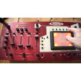 Mixer Consola Numark Con Kaoss Pad Mil Efectos