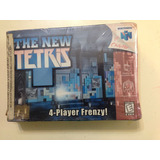 Juego Nintendo 64 The New Tetris