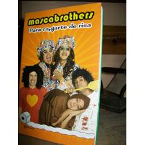 Mascabrothers - Para Cargarte De Risa -planeta-143 Pag.