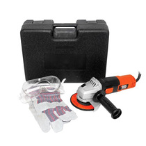 Mini Esmeriladora Pulidor Black & Decker 4-1/2 800w