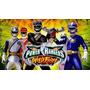 Box Power Rangers Força Animal