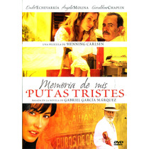 Dvd Memoria De Mis Putas Tristes ( 2011 ) - Henning Carlsen