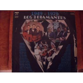 Lp Los 3 Diamantes, Album 3 Discos, 1949-1979