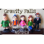 Gravity Falls Porcelana Fría