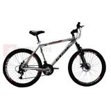 Bicicleta Mtb Gts M1 Walk - 21vel Freio A Disco + Rapid Fire
