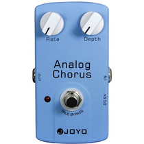 Pedal Joyo Chorus - Analog Chorus - Jf-37 Pronta Entr. C/ Nf