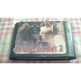 Cassette De Video Juegos Mortal Combat Ii